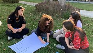AGÜ'de Sosyal Girişimcilik Eğitimi