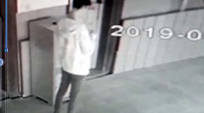 Caminin bağış kasasından hırsızlığa tutuklama