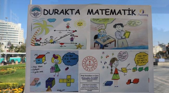 'Durakta Matematik' projesi hayata geçirildi