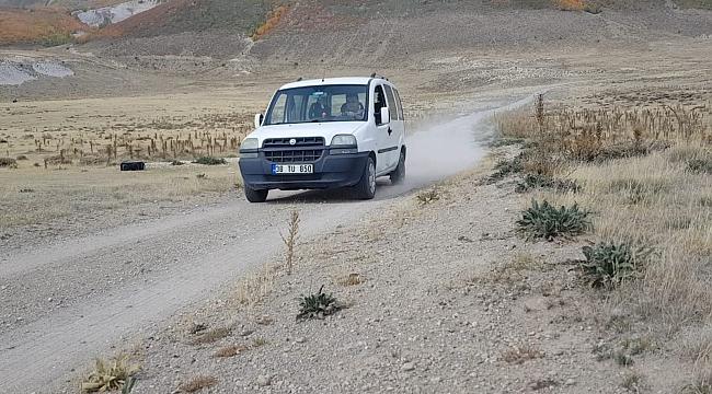 Erciyes Dağı'nda bulunan manyetik alan sürücüleri şaşırtıyor