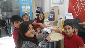 İdeal Eğitim Koleji Öğrencilerinden Barış Pınarı'na Destek Mektubu