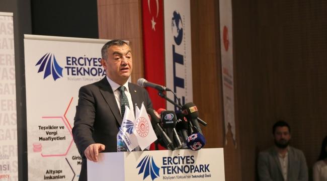 """Mehmet Büyüksimitci, """"Ülkemizin Zenginleşmesinin Yolu Girişimcilikten Geçiyor"""""""