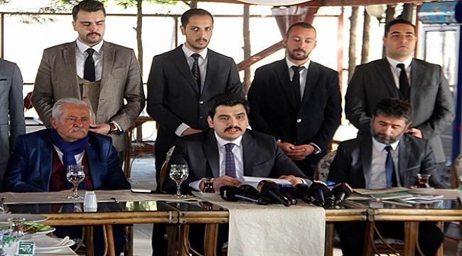 Ülkü Ocakları Kayseri İl Başkanı Serdar Turan: