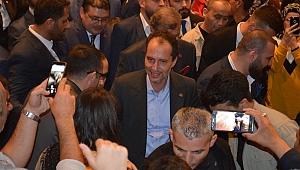 Yeniden Refah Partisi Genel Başkanı Fatih Erbakan,