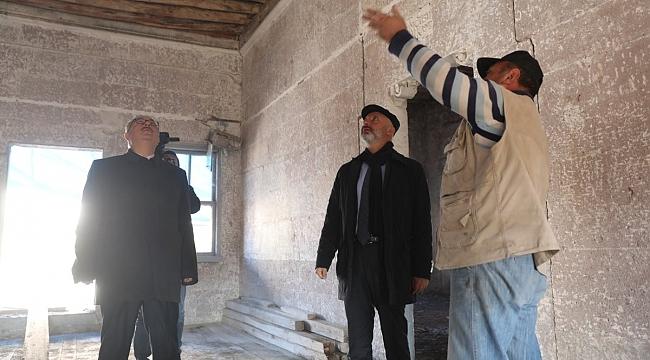2 Asırlık Yapı, Kocasinan Belediyesi'ne Emanet