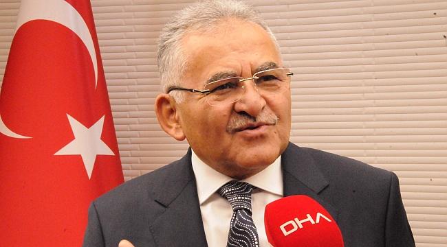 Başkan Büyükkılıç: Yeraltı şehrini Türkiye ve dünya ile buluşturacağız