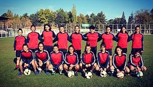 Kadınlar 3 Futbol Ligi 8. Grup zirvesine Kayseri damgası