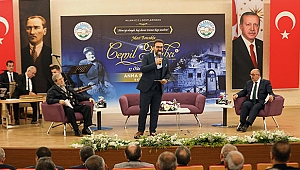 Talas Belediyesi Cemil Baba'yı Unutmadı