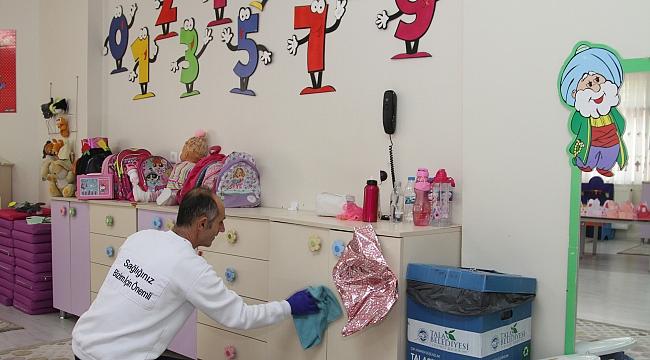 Öğrencilerin sağlığı Talas Belediyesi'ne emanet