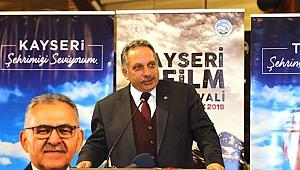 Sinemacılar Erciyes'te buluştu
