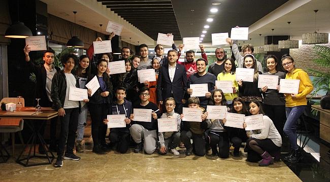 Çocuk koordinatörleri Kayseri'de çalıştay yaptı