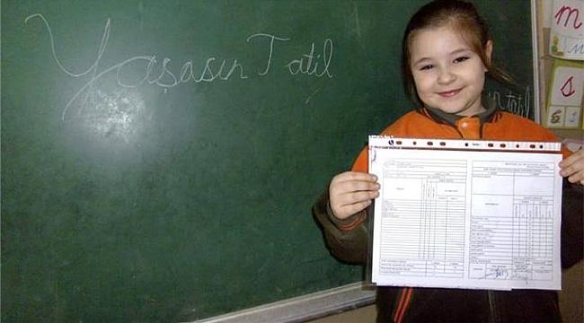 Kayseri'de 309 bin öğrenci karne heyecanı yaşayacak