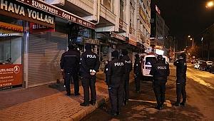 Kepengi inik sarraftan gelen kadın sesleri polisi harekete geçirdi
