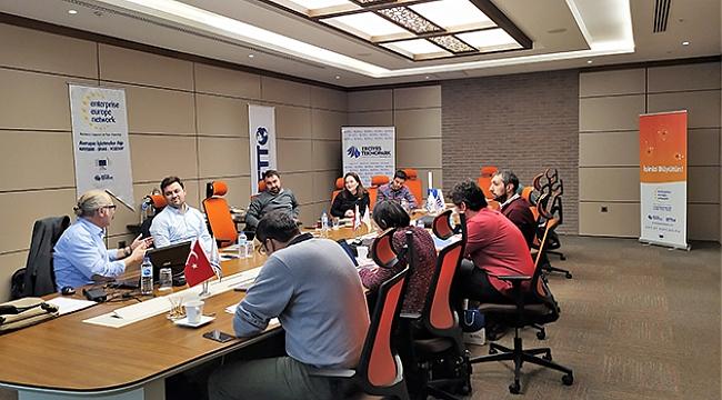 Avrupa İşletmeler Ağı Konsorsiyum Toplantısına Erciyes Teknopark İkinci Kez Ev Sahipliği Yaptı