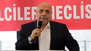 HAK İş Genel Başkanı Mahmut Arslan: Kayıt dışı ile mücadele edilmeli