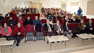 Kayseri'de 112 Personeli Hizmet İçi Eğitimde Buluştu