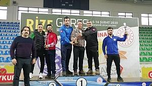Kayseri GEM, Analig Güreşte Türkiye Şampiyonu