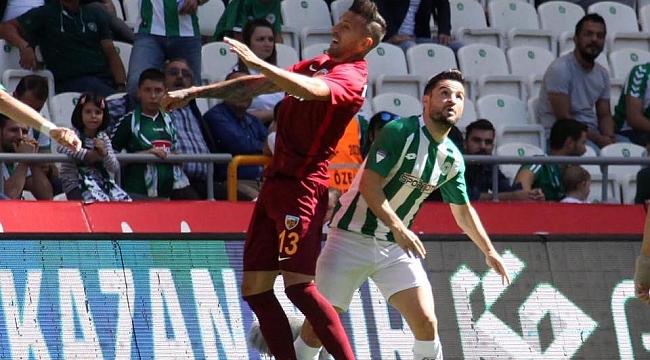 Kayserispor ile Konyaspor 26.randevuda