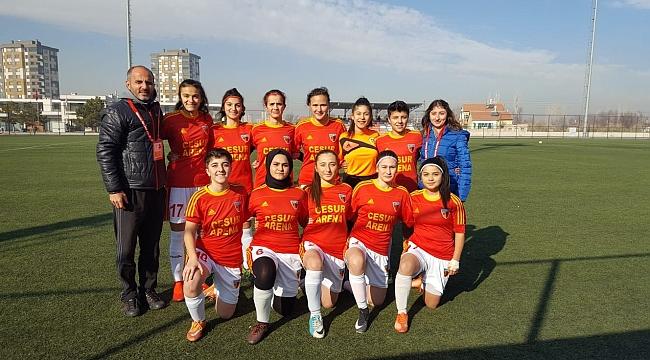 Kılıçaslan Yıldızspor, Mersin'de 3 puan arıyor