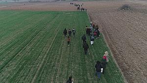 Mültecilere Avrupa kapıları açıldı!