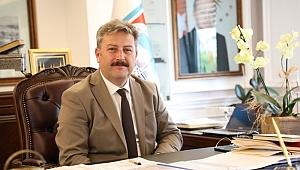 Başkan Palancıoğlu, ödül alan gazetecileri tebrik etti