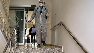 İncesu'da virüs temizliği