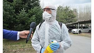 Kayseri Şeker korona virüsüne karşı önlemlerini aldı