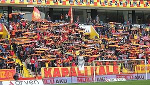 Kayserispor Kulübüne ceza
