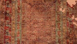 'Dünyanın en eski halısı Türklere ait'