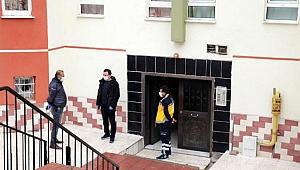 Kayseri'de yalnız yaşadığı evde ölü bulundu