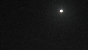 Süper Ay, Kayseri semalarında