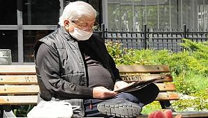 65 yaş ve üzeri vatandaşlar sokağa çıktı