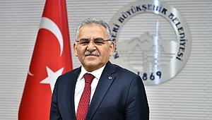 """""""Kayseri'de her konu bizim konumuz, her sorun bizim sorunumuzdur"""""""