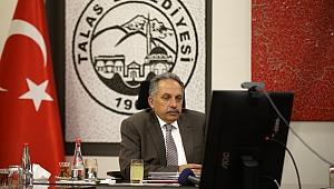 Talas'ta istekler canlı yayında çözüme kavuşuyor