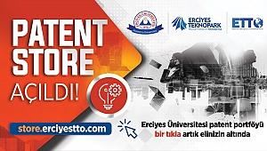 Erciyes Üniversitesi Patent Portföyü Bir Tıkla Artık Elinizin Altında