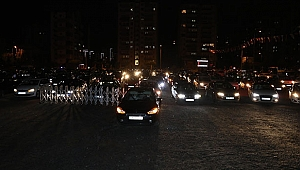 Kayseri'de 'Arabalı Sinema Günleri' başladı