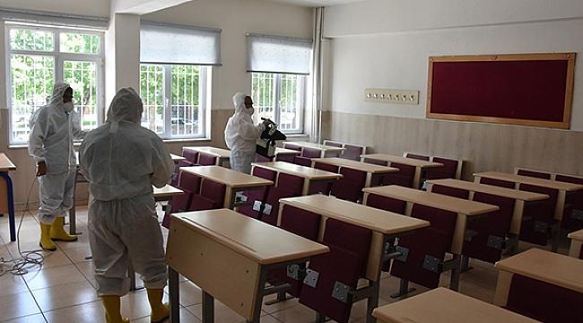Okullar YKS'ye hazır