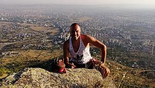 Ali Dağı Zirvede Doğum günü kutlaması