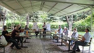 Erasmus+ Proje Tanıtım Toplantısı yapıldı
