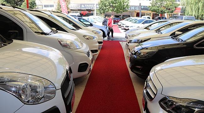 İkinci el araç fiyatlarında yüzde 15 artış öngörülüyor