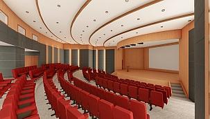 Melikgazi yeni tiyatro salonuna kavuşuyor
