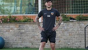 Cristian Sapunaru takıma katıldı