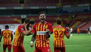 Diego Angelo, Kayserispor'a veda etti