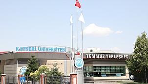 Kayseri Üniversitesi, YKS Yerleştirme Sonuçlarına Göre Doluluk Oranında Birinci Sırada