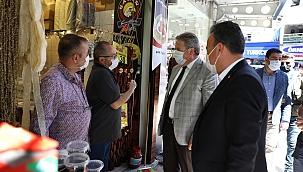 Melikgazi Belediyesi'nden korona virüs mağduru esnafa destek