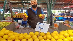 Pazarın zam rekortmeni 'Limon' oldu