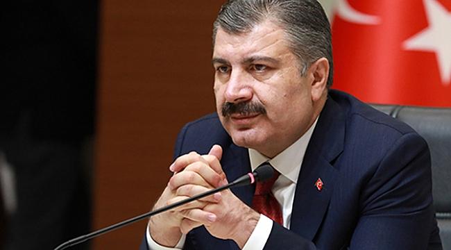 Sağlık Bakanı Fahrettin Koca o iddiaları yalanladı! 'Tamamen dolu hastanemiz yoktur'