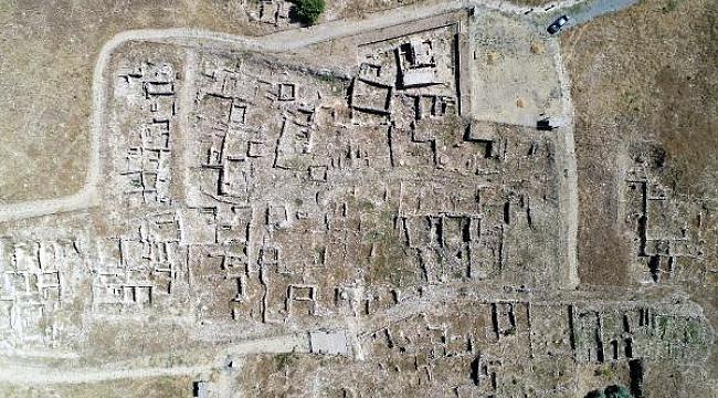 6 bin yıllık Kültepe'de kazı çalışmaları 72 yıldır sürüyor