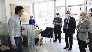 Başkan Çolakbayrakdar'dan esnafa korona virüs uyarıları