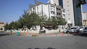 """""""Cuma günü tespit ettik, bugün ekipler Yeniköy ve Hürriyet semtlerinde çalışmalara başlıyor"""""""